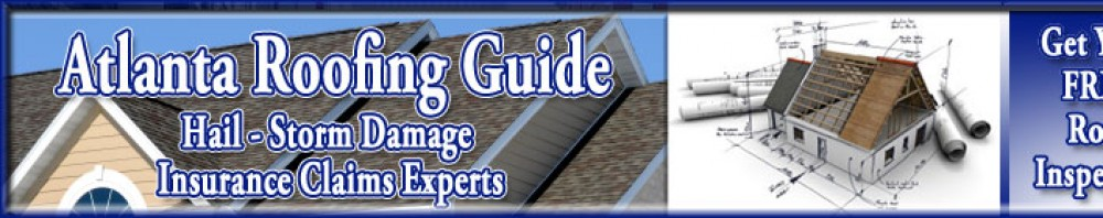 Atlanta Roofing Guider Header Image